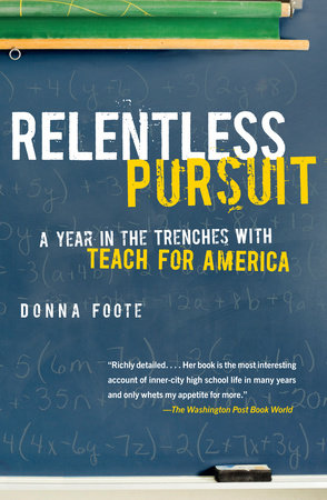 Relentless Pursuit by