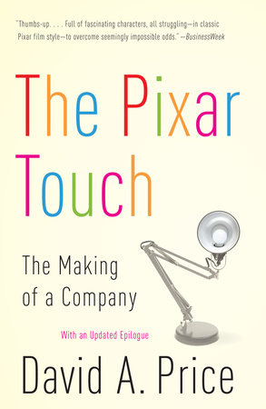 The Pixar Touch by