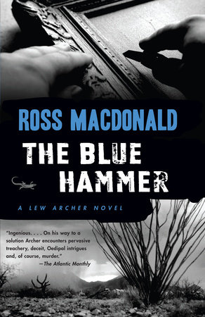 The Blue Hammer by