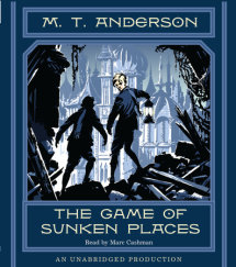 The Game of Sunken Places Cover