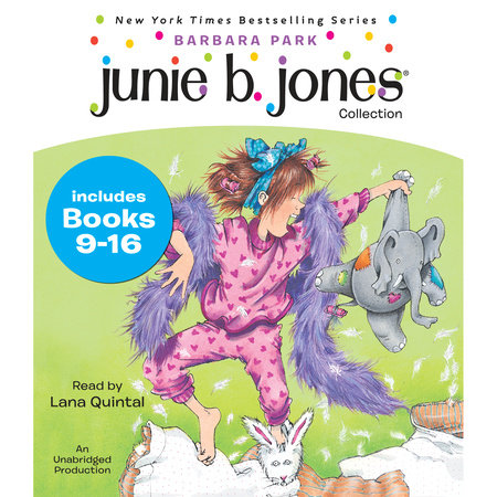 Junie B. Jones Collection: Books 9-16 by