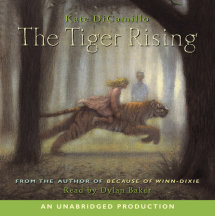 The Tiger Rising Cover
