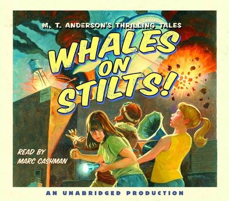 Whales on Stilts by
