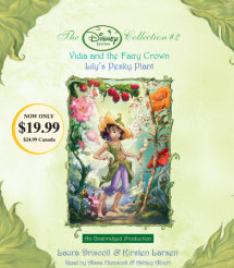 Disney Fairies Collection #2 Cover