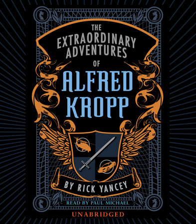 The Extraordinary Adventures of Alfred Kropp by