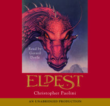 Eldest (Part B) Cover