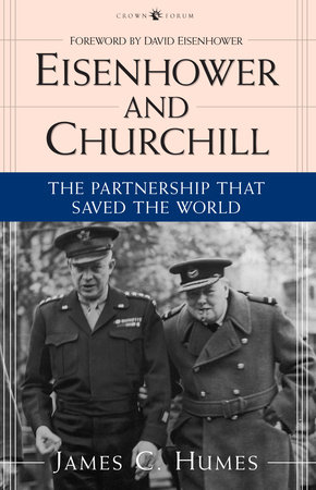 Eisenhower and Churchill by