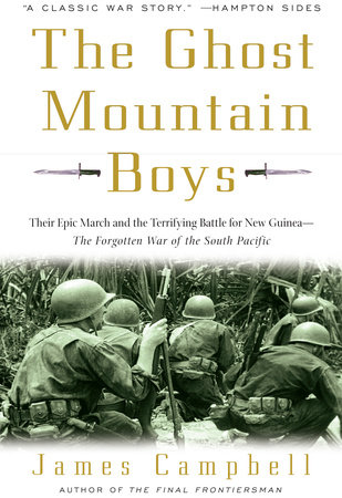The Ghost Mountain Boys book cover