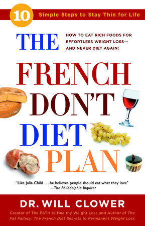 The French Don't Diet Plan by