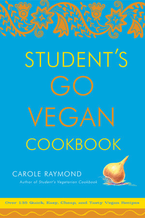 Student's Go Vegan Cookbook by
