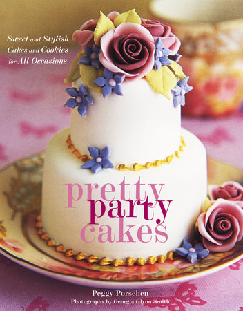 Pretty Party Cakes by