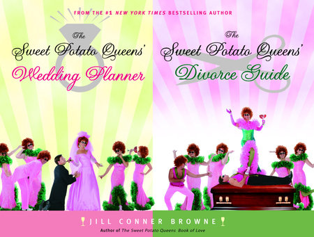 The Sweet Potato Queens' Wedding Planner/Divorce Guide by