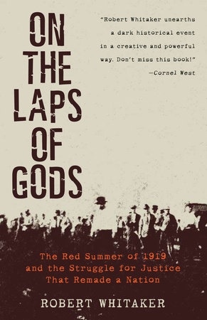 On the Laps of Gods by