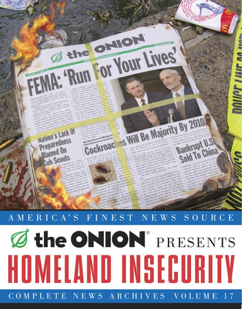 Homeland Insecurity by Onion Editors
