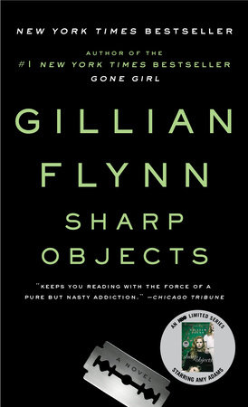 Sharp Objects book cover