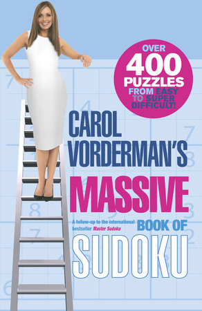 Massive Sudoku by Carol Vorderman