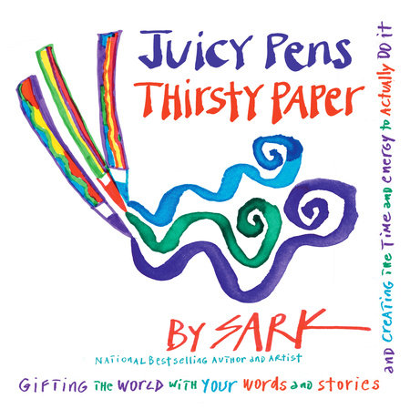 Juicy Pens, Thirsty Paper by