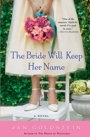 The Bride Will Keep Her Name by