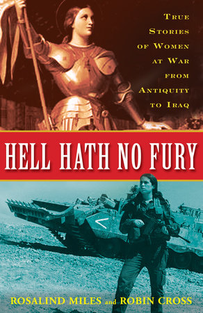 Hell Hath No Fury by Robin Cross and Rosalind Miles