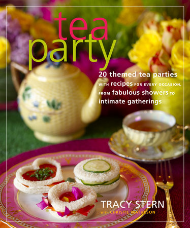 Tea Party by Tracy Stern and Christie Matheson