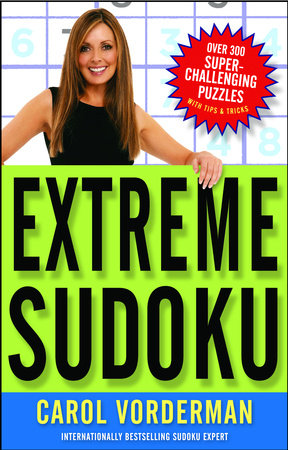 Extreme Sudoku by