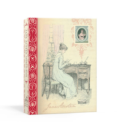 Jane Austen Address Book by