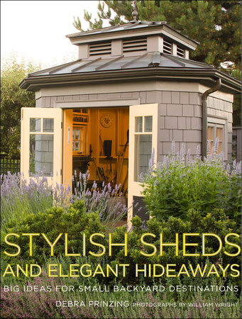 Stylish Sheds and Elegant Hideaways by