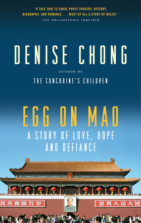 Egg on Mao by