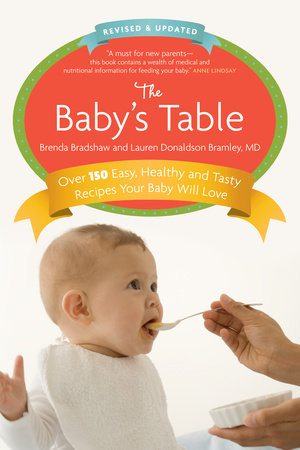 The Baby's Table by Brenda Bradshaw and Lauren Bramley
