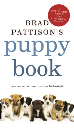 Brad Pattison's Puppy Book by