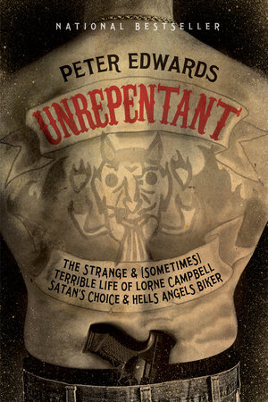Unrepentant by Peter Edwards