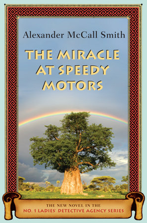 The Miracle at Speedy Motors by