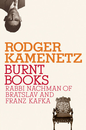 Burnt Books by Rodger Kamenetz
