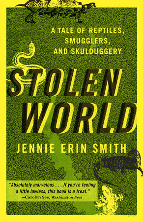 Stolen World by Jennie Erin Smith