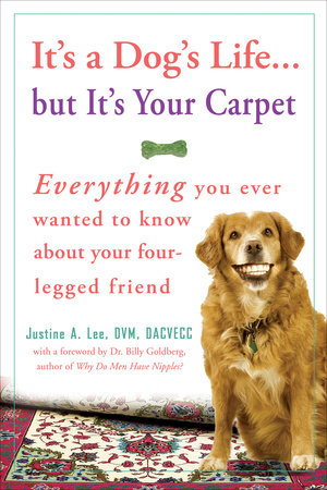 It's a Dog's Life...but It's Your Carpet by