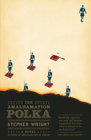 The  Amalgamation Polka by