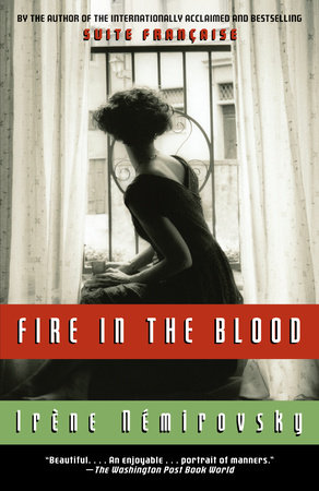 Fire in the Blood by