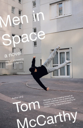Men in Space by Tom McCarthy
