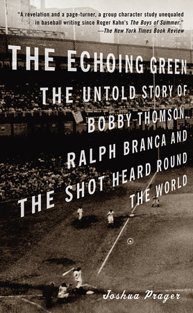 The Echoing Green by
