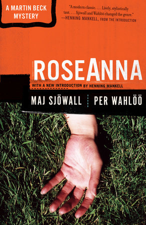 ROSEANNA by Maj Sjowall and Per Wahloo