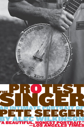 The Protest Singer by