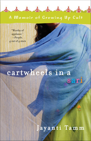 Cartwheels in a Sari by