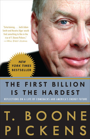 The First Billion Is the Hardest by