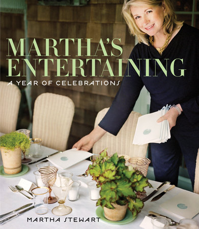 Martha's Entertaining by