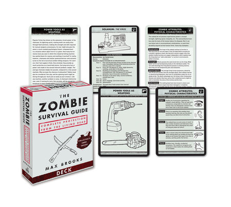 The Zombie Survival Guide Deck by