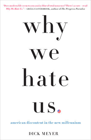 Why We Hate Us by