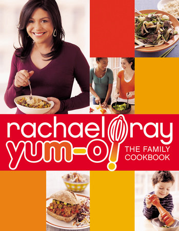 Yum-o! The Family Cookbook by