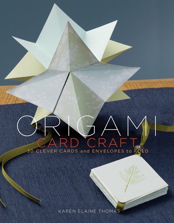 Origami Card Craft by