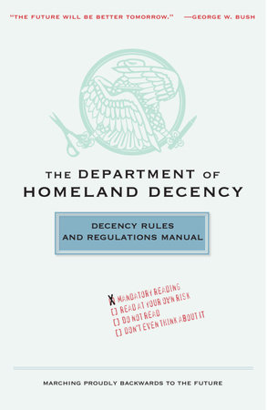 The Department of Homeland Decency by Susan Fuller and Frank Fuller