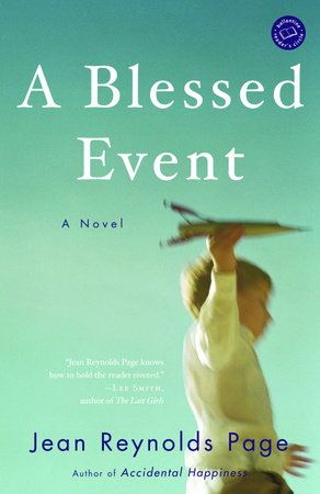 A Blessed Event by Jean Reynolds Page